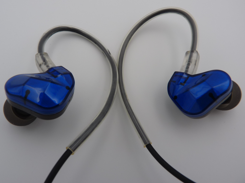 Dual Driver Wireless Earphones