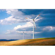 Turbina eólica de 100 kw (na rede)