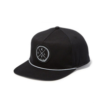 Plain Snapback Hat Adjustable Snapback Cap