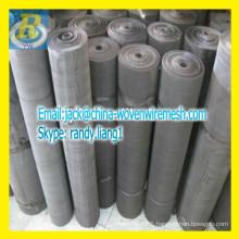 black wire cloth mesh/black wire cloth filter/mosquito wire mesh