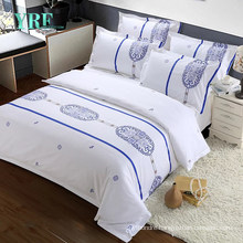 Fashion Style High Quality Multi Color Bed Linen Cotton Fabric for King Bed