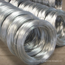 Chinese supplier galvanized steel wire for greenhouse/hot-dipped galvanized wire/galvanized iron wire