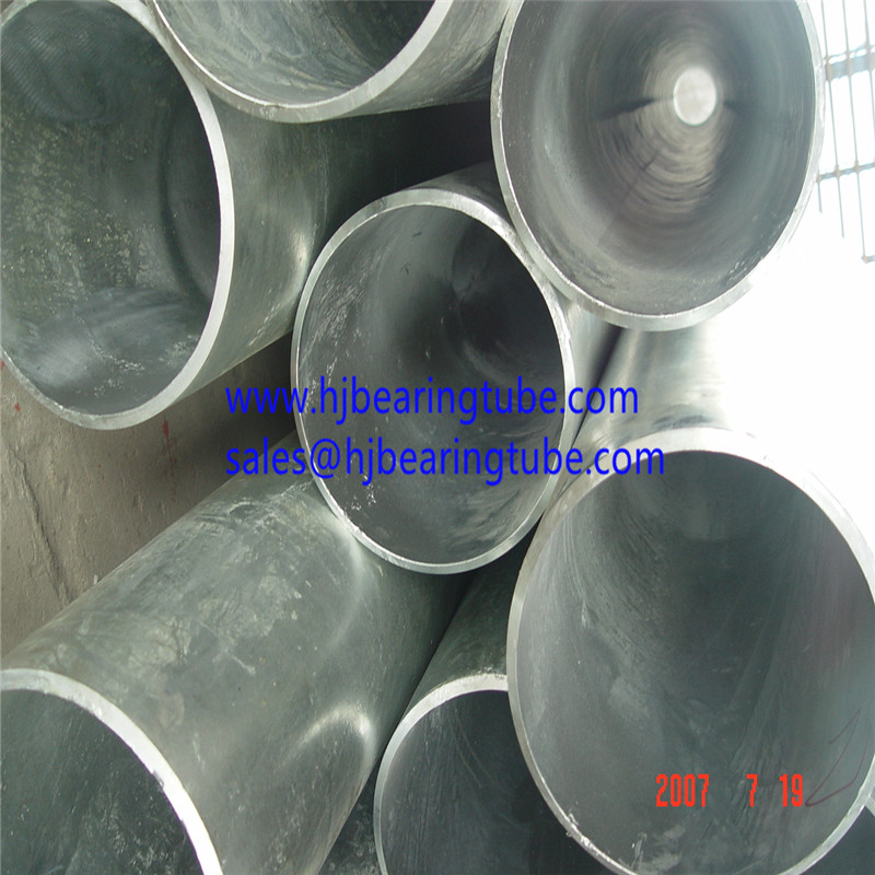 galvanized steel tubes