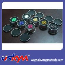 La boule magnétique promotionnelle 5mm de néodyme promotionnelle la plus chaude