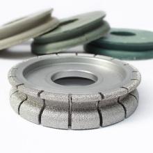 Diamond Grinding Tool Diamond Electroplated Grinding Wheel for Granite