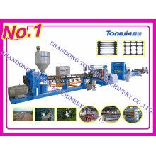 Plastic Machine of Geogrid Machine