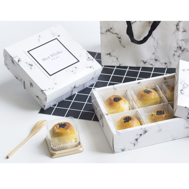 Mooncake Box 6