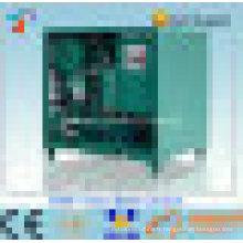 Transformateur entièrement automatique contrôlé par PLC et équipement de purification d'huile isolante (ZYD-50)