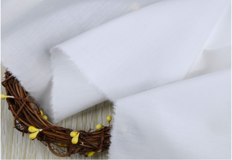 65 Polyester 35 cotton white pocketing fabric 96x72 86gsm