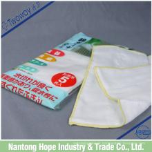 Pano de prato 100% algodão é bom para uso doméstico com melhor absorção