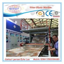 1220mmx2440mm PVC Marble Sheet Line