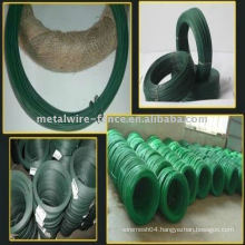 PVC coated galvanized coated steel binding wire