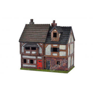 1/12 scale lovely design resin poly dollhouse