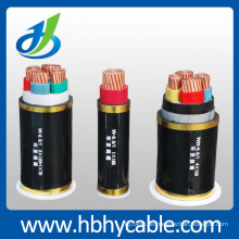 0.6 / 1kV feuerverzögerndes PVC isolierte Stromkabel Soem u. ODM-Fabrik-direkte Verkäufe