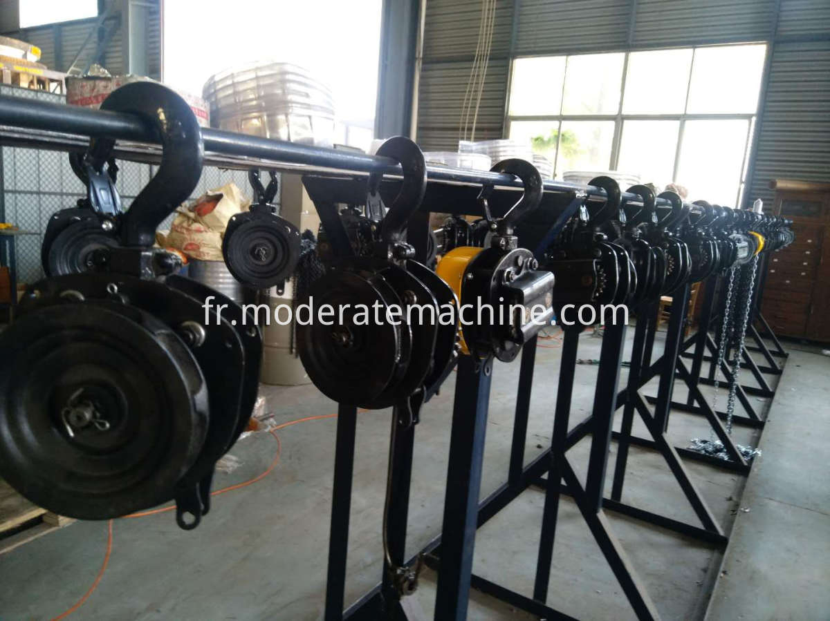 chain hoist factory 01