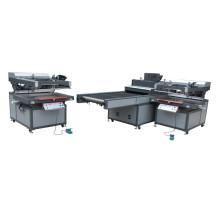 TM-Z3 máquina de impresión de pantalla automática con UV secadora
