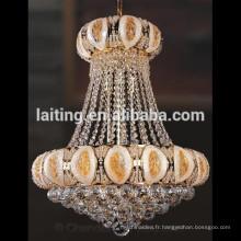 Éclairage traditionnel lustre islamique antique