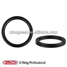 Silicone x anneaux fabricant de porcelaine bonne flexibilité