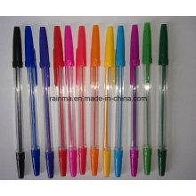 944 Stick Kugelschreiber mit bunten Barrel