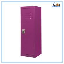 Children clothes storage small colorful steel locker on Amazon
