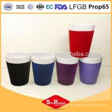 FDA porcelana 300ml porcelana rebanho caneca de café de cerâmica copo