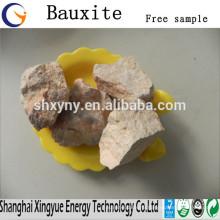 bauxite factory produce 80% AL2O3 calcined bauxite price