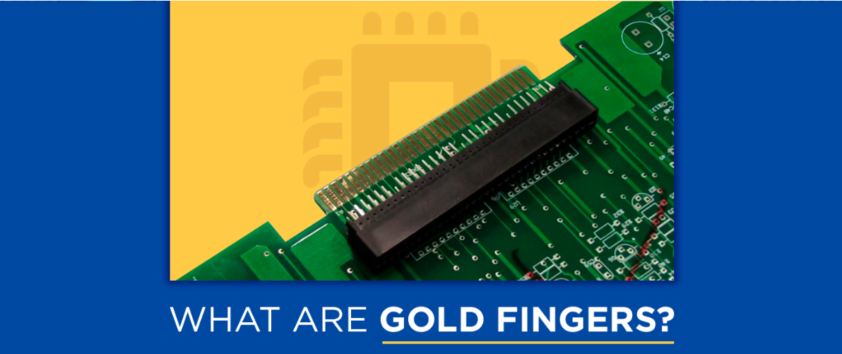 What are Gold Fingers PCB