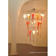 High Class Villa Hotel Resort Projection Pendant Lamps Decoration