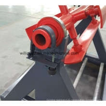 Cheap 3 Ton Steel Coil Simple Metal Decoiler