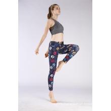 Women's North America Elastic Printed Leggings