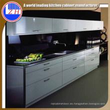 Armario de madera de la cocina para los muebles caseros (modificado para requisitos particulares)