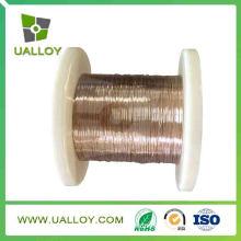 Alliage Cu-Mn manganin bande/fil/feuille (6J12, 6J8, 6J13)