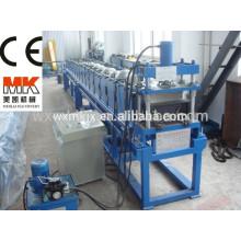 Metalldachfirstkappen-Rolle, die Maschine bildet Dachschälrollenformungsmaschinerie