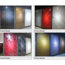 Glossy Acryl Boards aus Foshan Facotry Zh (mehr als 100 Farben zu wählen)