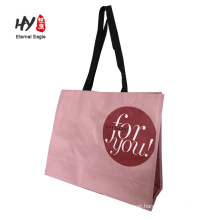 pp cheap shopping woven bag