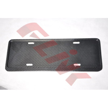 Carbon Fiber Number Plate China