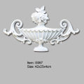 Cup decoratieve muur Ornament