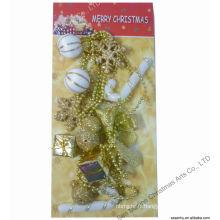 Giftbox Bead strip Décoration d'artisanat de Noël