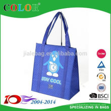 Fashional Style Biodegradable Non-Woven Shopping Bags