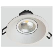 Alto brillo AC85-265V COB LED Down Light