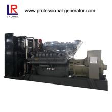 Gerador a diesel trifásico de tipo aberto FTF 1850kVA