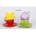 Cup & Saucer (HJ6010)