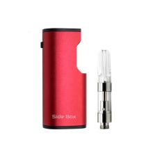 New arrival mod battery BANANATIMES vape starter kit SideBox 510 thread battery magnetic