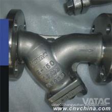 API/DIN Cast Steel Y Strainer