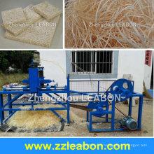 Máquina de las lanas de madera de la fuente de Zhengzhou Leabon para el lecho de los animales