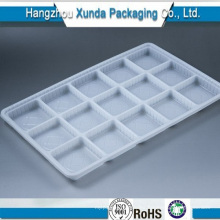 Customized Disposable Chocolate Packaging Tray