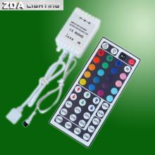 Controlador do diodo emissor de luz do IR RGB de 44 chaves para a iluminação do diodo emissor de luz do RGB