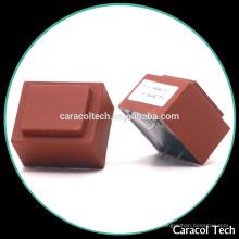 Transformador elétrico pequeno ei 48 encapsulado