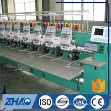ZHAO SHAN 8 heads cap embroidery machine good quality hot selling