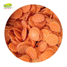 Bulk wholesale distribute IQF Frozen carrot